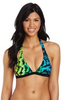 TYR Women's Mojave Tie Dye Halter Bra With Removable Power Pads