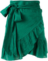 Etoile Isabel Marant ruffled skirt