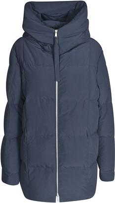 Jil Sander Large Hood Zipped Jacket