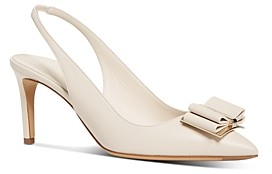 Salvatore Ferragamo Women's Zahir Slingback High-Heel Pumps