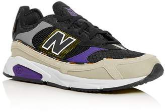New Balance Men's X-Racer Low-Top Sneakers