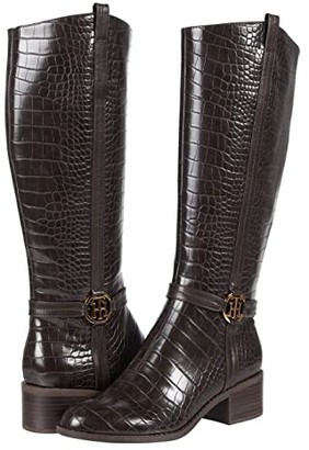 Tommy Hilfiger Diwan (Black) Women's Boots