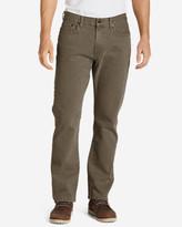 Eddie Bauer Men's Flex Jeans - Straight Fit