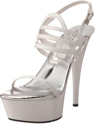 The Highest Heel Women's Holli Platform Sandal