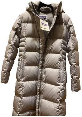 Patagonia Grey Coat for Women