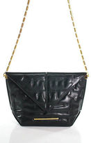 Roland Mouret Classico Origami Envelope Clutch Crossbody Handbag $1095