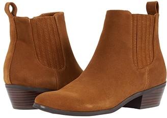 Blondo Sydney Waterproof (Camel Suede) Women's Boots