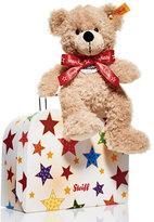 Steiff Teddy Bear w/ Star Suitcase