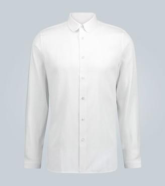 Saint Laurent Striped regular-fit shirt