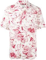 Gucci Sea Storm print shirt