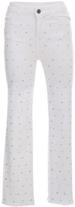 Twin-Set TwinSet Jeans W/swarovsky