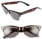 Toms Men's Beachmaster 51Mm Sunglasses - Tort Crystal Fade