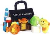 Aurora World 'My Lake House' Plush Toy Set