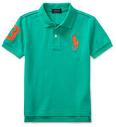 Ralph Lauren Childrenswear Cotton Mesh Polo
