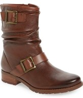 Sofft 'Saxton' Slouchy Buckle Strap Bootie (Women)