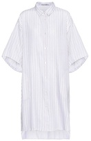 Acne Studios Debrah cotton shirt dress