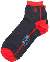 Original Penguin Color Contrast Ankle Sock