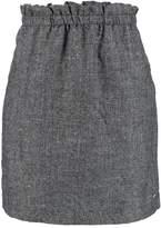 Tom Tailor Mini skirt shale grey melange