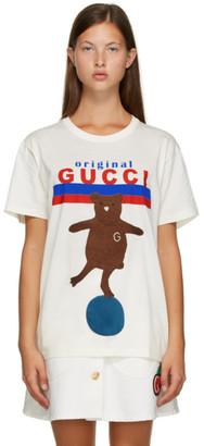 Gucci Off-White Original Bear T-Shirt