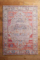 Anthropologie Merve Medallion Rug