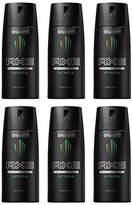 Axe Deodorant Body Spray Mens Fragrance 150ml 5.07oz (6 Pack, )
