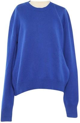 Celine Blue Cashmere Knitwear for Women