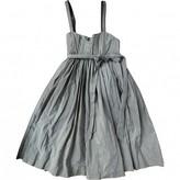 Twenty8Twelve By S.miller Grey Cotton Dress for Women