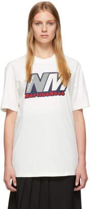 Martine Rose NAPA by White Scenis T-Shirt