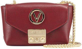 Mario Valentino Valentino By Lola Small Leather Crossbody Bag