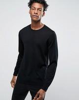 HUGO by Boss San Lorenzo Sweater Merino Knit Crewneck