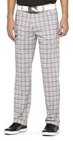 Puma Tech Plaid 5 Pocket Golf Pants