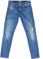 Mother The Looker Cropped Jeans