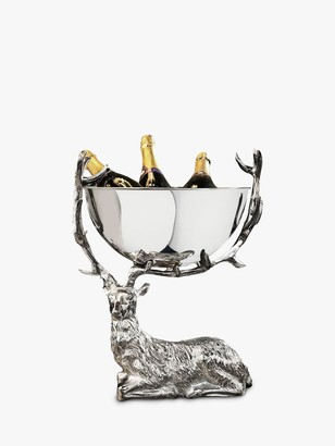 Culinary Concepts Resting Stag Punch Bowl
