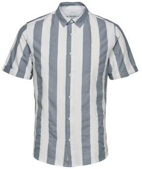 ONLY & SONS Stripe Oxford Shirt