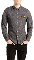 Levi's Jackson Worker Shirt, Dark Heather Grey