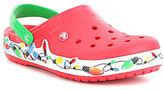 Crocs Men's Crocband Holiday Lights Clogs