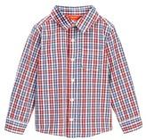 Joe Fresh Plaid Shirt (Toddler & Little Boys)