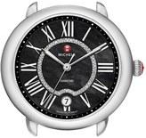 Michele 'Serein 16' Diamond Dial Watch Case, 34mm x 36mm