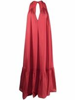 Thumbnail for your product : Kalita silk maxi dress