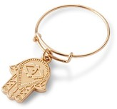 Alex and Ani Hand of Fatima Expandable Wire Ring
