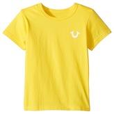 True Religion Branded Logo T-Shirt (Toddler/Little Kids)