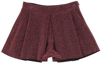 VIVETTA Techno Lurex Shorts