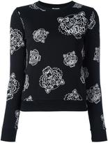 Kenzo multi tiger sweatshirt - women - Cotton - XS