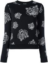 Kenzo multi tiger sweatshirt