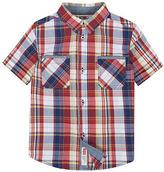 Levi'S Seacliff Plaid Sport Shirt