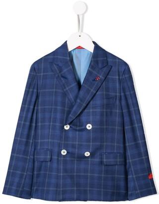 Isaia Kids classic formal blazer