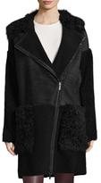 Zac Posen Lilian Zipped Coat
