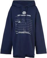 Fenty X Puma graphic hoodie