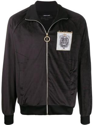 Roberto Cavalli Sports Bomber Jacket