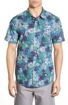 Patagonia Men's 'Go To' Slim Fit Short Sleeve Sport Shirt